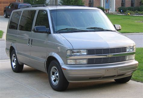 chevrolet astro history photos on better parts ltd