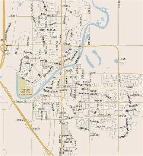 map deer alberta canada deer map alberta listings canada