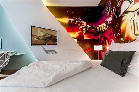 gamers schlafzimmer fabelhafte zimmer fesseln den blick mit modernen