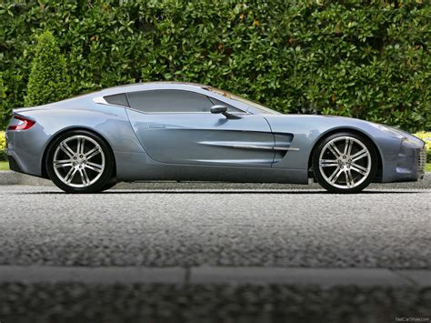 Aston Martin One 77 0 60 by The Most Expensive Cars In The World A Roundup Techglimpse