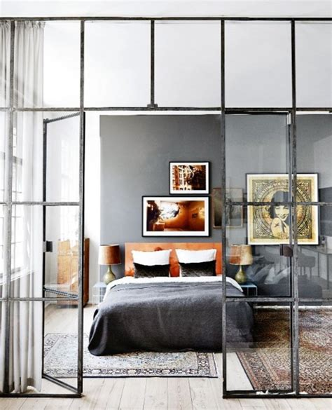 partition wall in bedroom glass partition wall design flat 15 design lifestyle