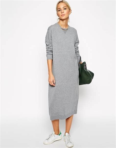 cos mode jurken best 25 sweat dress ideas on pinterest oversized dress