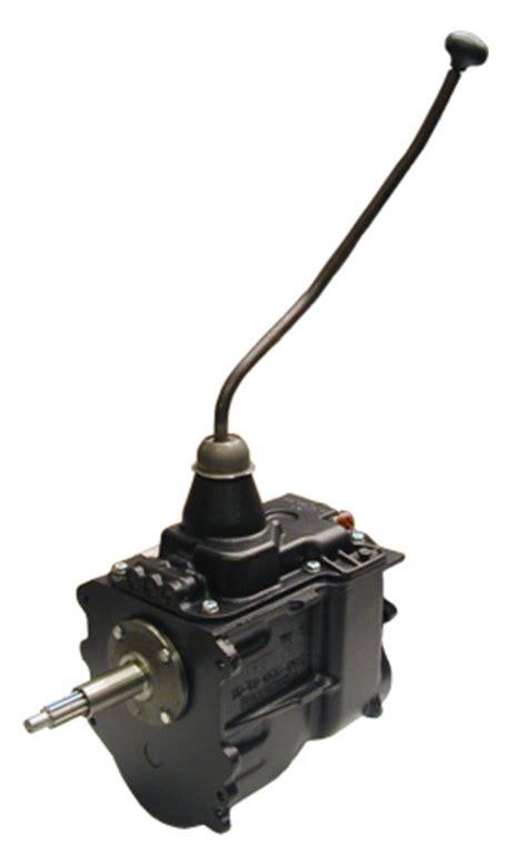 The Borg Warner T18 Amp T19 Transmissions Novak Conversions