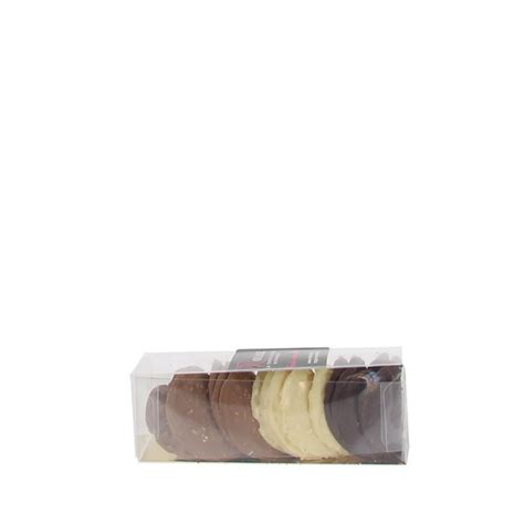 Tuiles Chocolat by Tuiles 3 Chocolats Amandes Chocolaterie Royale Normande