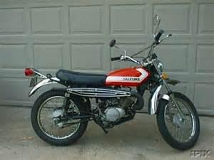 Suzuki Ts185 1972 Suzuki Ts185 2 Flickr Photo