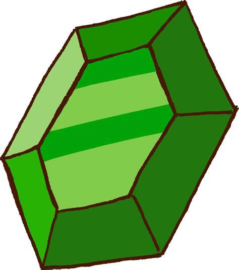 legend of zelda rupee map green rupee by oclero on deviantart