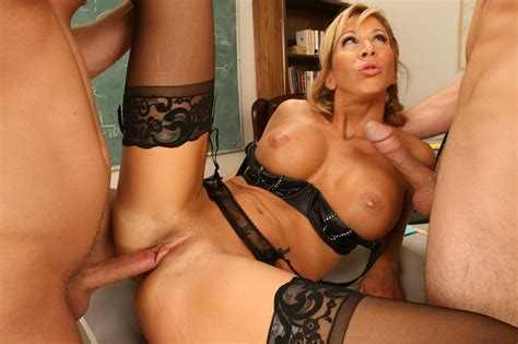 this fem in stockings morgan ray is passionate enough to