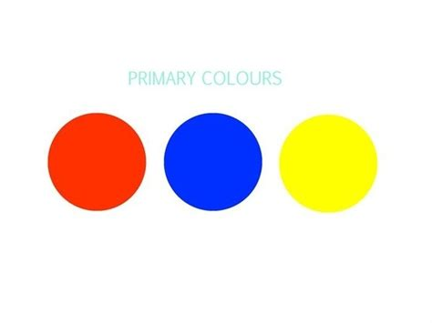the primary colors what are the primary colors quora
