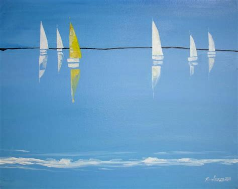sailboat easy the gallery for gt simple sailboat painting