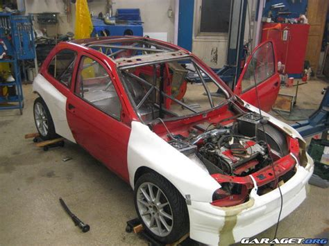 garage opel 94 rejsa nu opel corsa 94 4x4 turbo 659whp