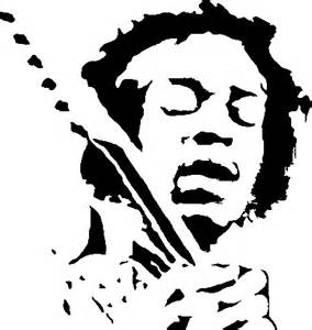 gallery images and information easy bob marley silhouette sketch template