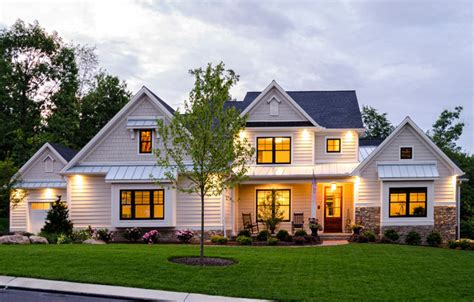 Transitional Floor Plans by Pa Street Of Dreams 2014 Best Of Show Traditional
