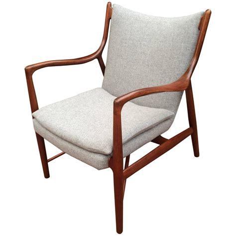 finn juhl nv model 45 chair at 1stdibs