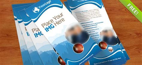 rack card template psd 40 best free psd print templates free psd files