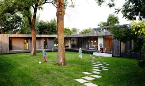 moderne spiele modernes einfamilienhaus inspirierende bilder