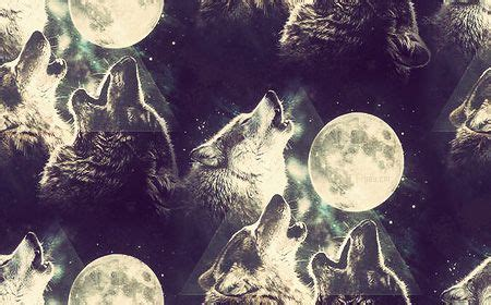 themes tumblr wolf hipster triangle wolves howling at moon hipster twitter