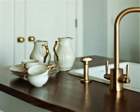 Brass Decor by Brass Metal Interior Decor Design Trends