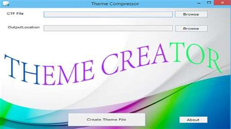 theme maker windows xp theme creator for windows 10 free download topwindata com