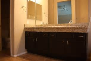 raising bathroom vanity raise the height of your bathroom counters tukee talk