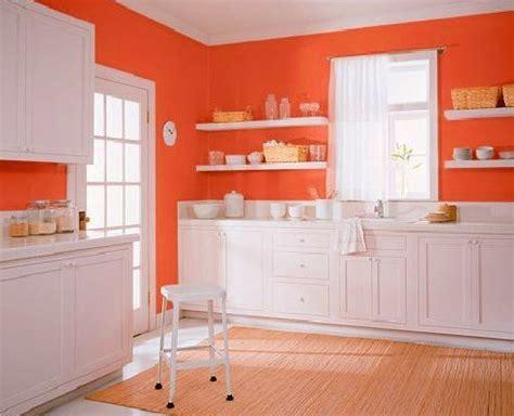 white orange kitchen panda s house