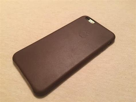 Apple Original Leather Iphone 7 Gray Bnib iphone 6 plus apple leather brown