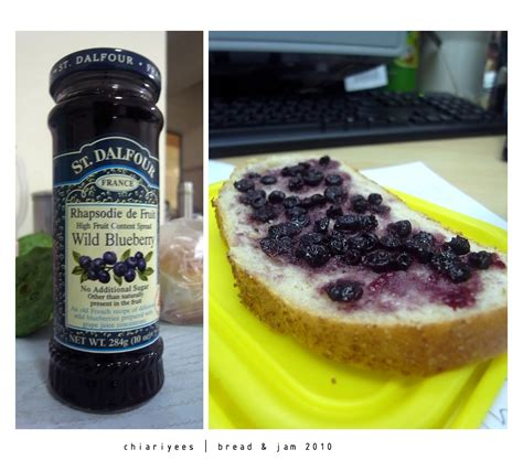 Jam Blueberry By Lkl Present coffee bread blueberry jam baguette