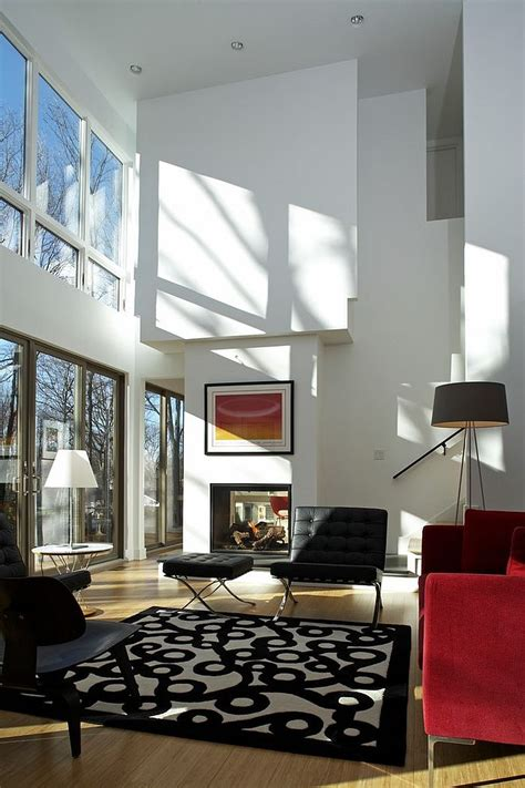 high room sizing it how to decorate a home with high ceilings