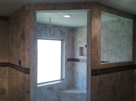 Shower Cubby Holes by 24 Best Images About Custom Showers On Ceramics Mosaics And Tumbled Stones