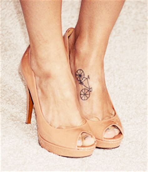 melissa benoist tattoo feelings