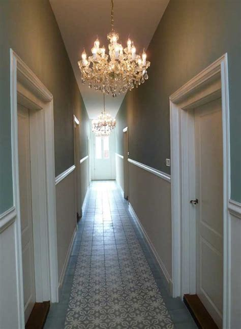 small hallway decor ideas 50 ideas para pintar y decorar un pasillo estrecho mil