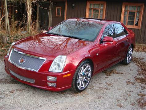 large custom rubber sts 2007 cadillac sts custom wheels