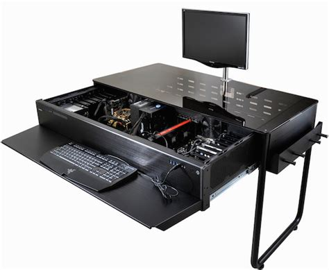 the desktop pc that s also a desk