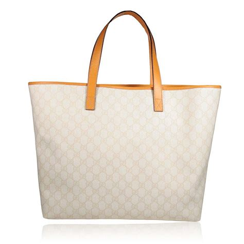 Gucci Handmade Bag - gucci handbag gg large coated canvas tote bag gg1665