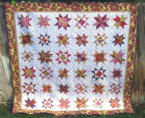 Starry Quilt Pattern by Free Patterns Knitting Crochet Quilting Sewing More