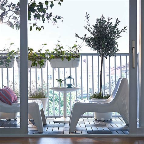 terrassen wandlen ikea gartenm 246 bel f 252 r eine kleine terrassen oase