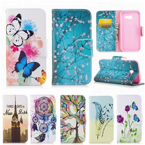 Promo Jimshoney Jh Wallet aliexpress buy for coque samsung galaxy a5 2017 leather wallet silicone cover samsung
