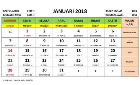 kalender  bulan februari