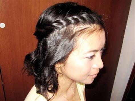 rope braid hairstyles for long hair bohemian twist rope braid hairstyle for short medium long