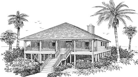 raised cottage house plans raised beach cottage house plans raised beach house raised beach house plans