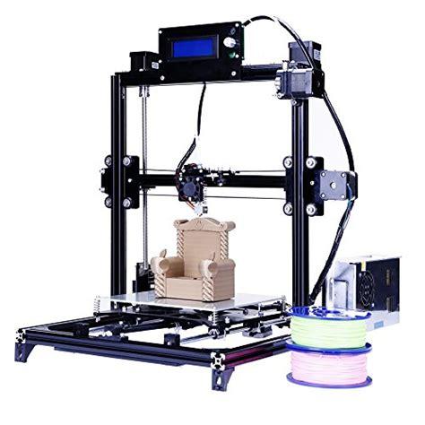 3d printer heated bed flsun 3d printer prusa i3 diy kit auto leveling reprap desktop 3d printing size heated