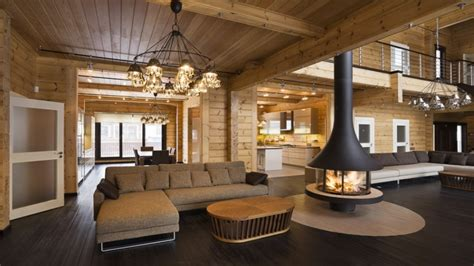 luxury log home interiors luxury log cabin homes luxury