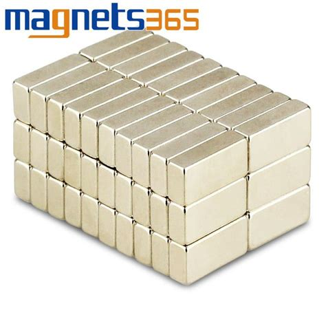 100 Pcs Magnet Neodymium 8 X15 Mm 100pcs strong block magnets 10mm x 5mm x 3mm earth neodymium magnets n35 us775