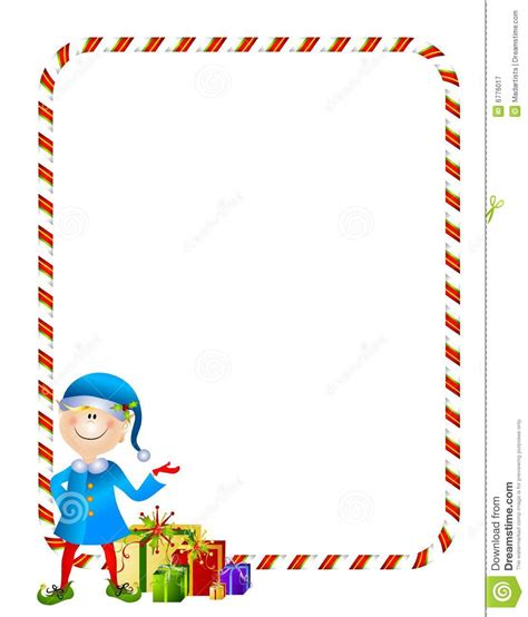 printable elf borders santa and elf border clipart clipart suggest