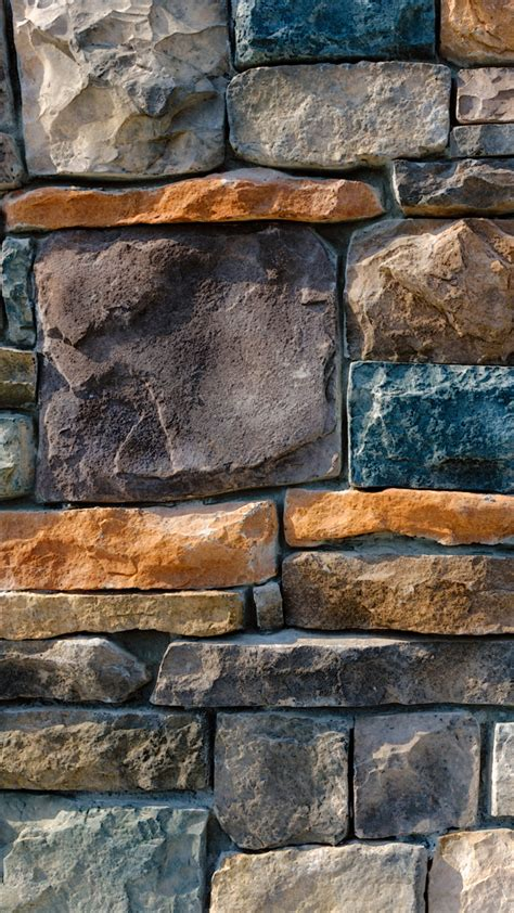 stones mobili decorative wallpaper