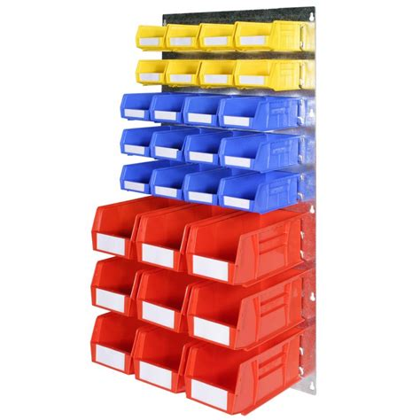 picking walls picking bin wall kit b from superior storage solutions uk
