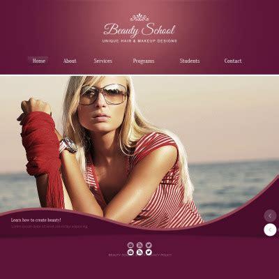beauty salon website template 45839 beauty salon bootstrap themes templatemonster