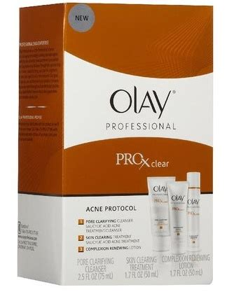 Harga Olay Pro X Clear Acne Protocol 9 best about us images on acne