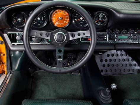 porsche 911 interior singer porsche 911 re imagined