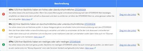 Link Detox Link Research Tools by Link Detox Fluch Oder Segen Trafficdesign