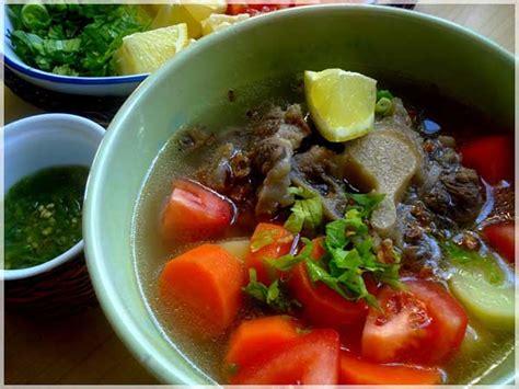 Buntut Sapi Potong resep sup buntut sapi resepkoki co